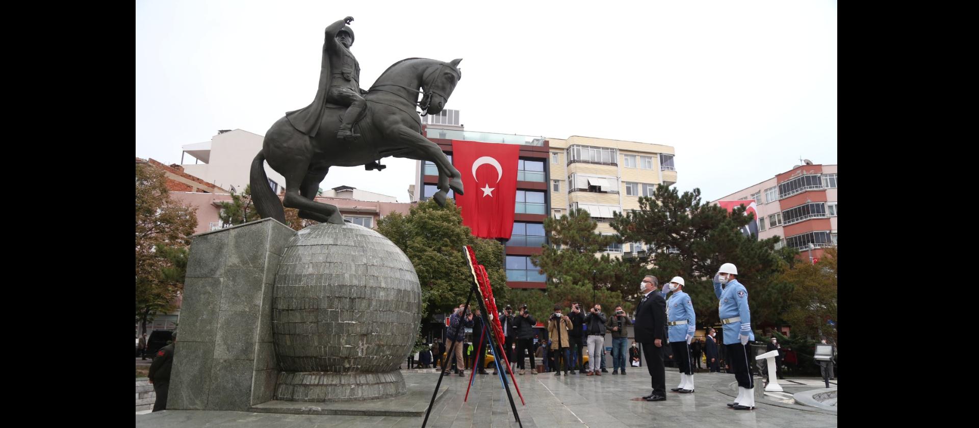 Atatürk'ün Kırklareli'ne Gelişinin 90.Yılı