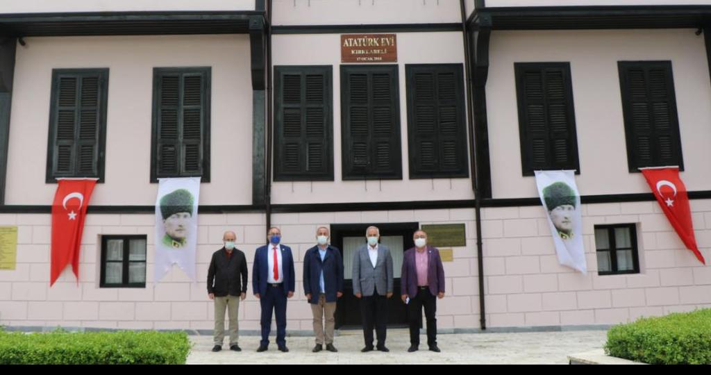 Cumhuriyet Halk Partili Tüm Belediye Başkanları Bu Haftasonu Kırklareli'nde Misafirimiz