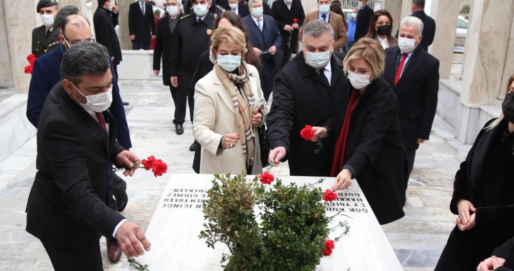 18 Mart Şehitleri Anma Günü ve Çanakkale Zaferi'nin 106. Yıldönümü