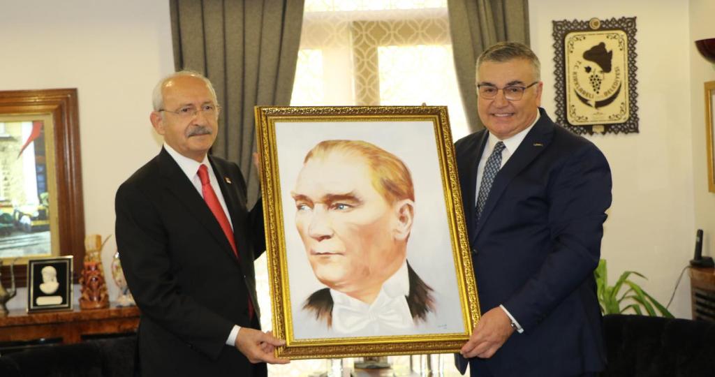 CHP Genel Başkanı Kılıçdaroğlu, Kırklareli'ndeydi